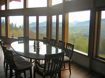 Awesome Jackson Estate Dining Room View